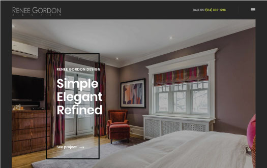 designer website by Perpetual Solution